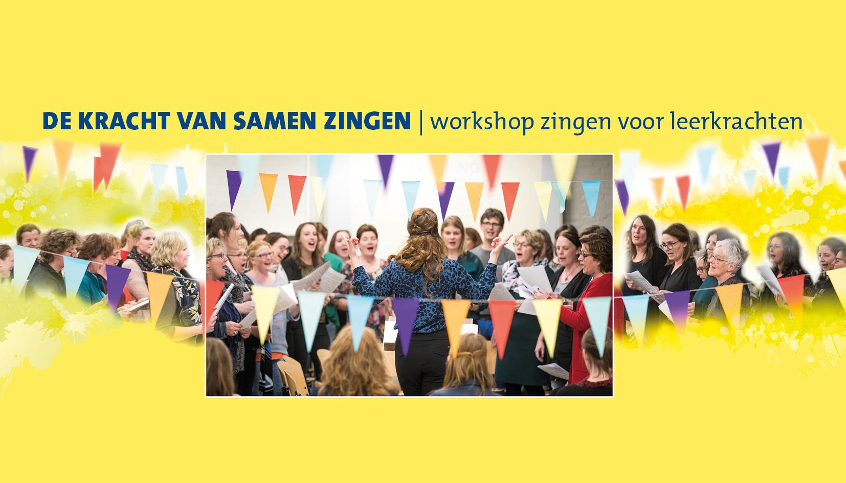 Workshop Samen zingen 2019